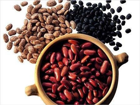 2. Các loại đậu: Đậu tây 1
