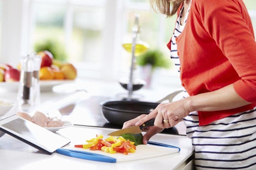 An toàn nhà bếp cho người bệnh nhược cơ 1