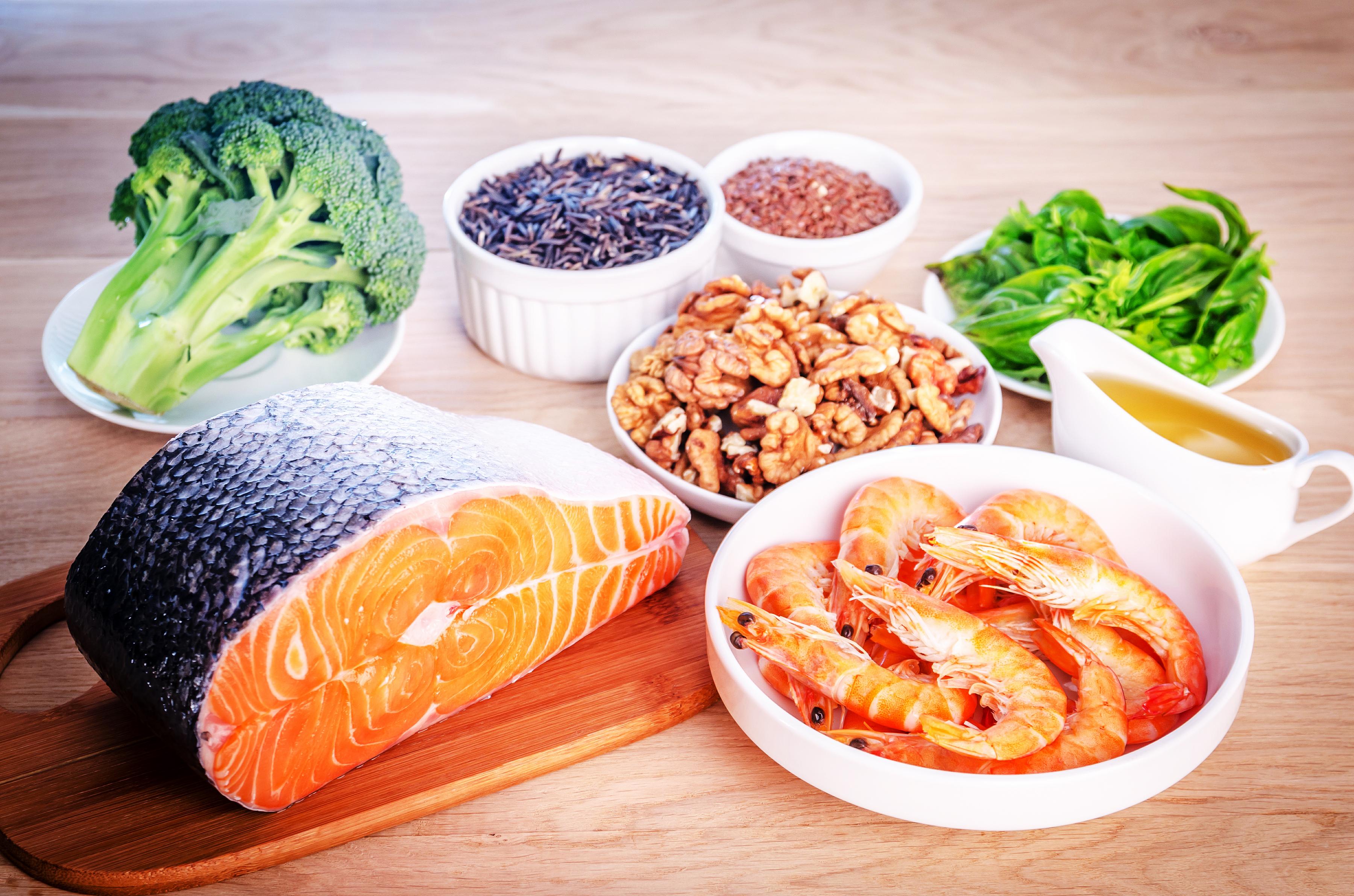Bệnh nhược cơ nên ăn gì? 1